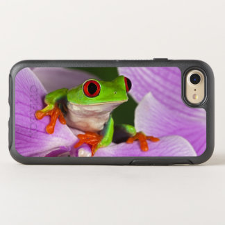 Agalychnis callidryas. OtterBox symmetry iPhone 8/7 case