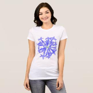 Agapanthus t-shirt