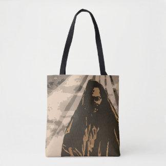 """Agape"" All-Over-Print Tote Bag"