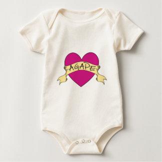 AGAPE BABY BODYSUIT