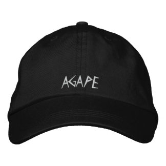 AGAPE CAP EMBROIDERED HATS