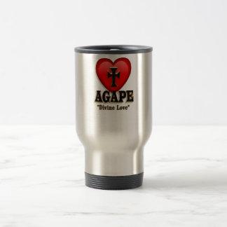 Agape heart Commuter mug