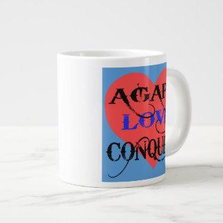 Agape Large Coffee Mug