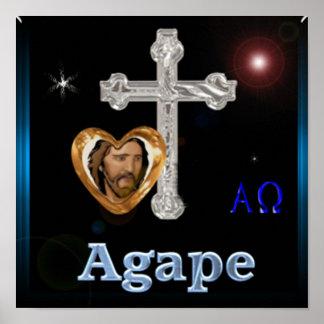 Agape Love poster