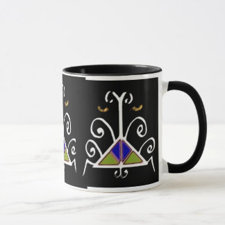 Agassou, Patron Loa of the Home, Family, & Lineage Mug