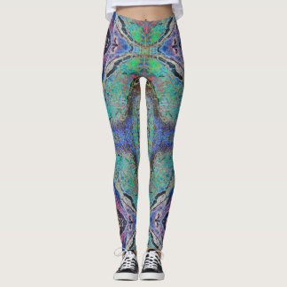 Agate Batik 1 - Leggings
