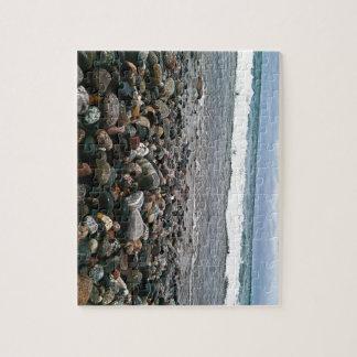Agate beach 1 jigsaw puzzle