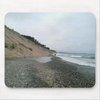 Agate beach 2 mouse pad