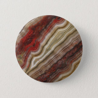 Agate Pattern 2 Inch Round Button