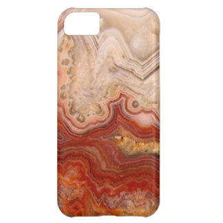 """Agate Phone Case"" Cover For iPhone 5C"