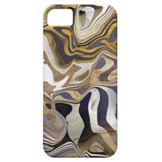 Agate Rock Quartz design Case For The iPhone 5