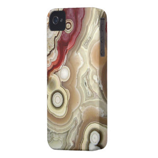 Agate Stone #3c Case-Mate iPhone 4 Cases