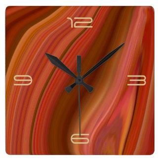 agate wall clock
