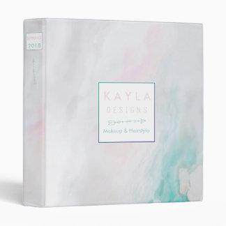 Agate Watercolor Pastels Vinyl Binders