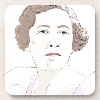 Agatha Christie Coaster