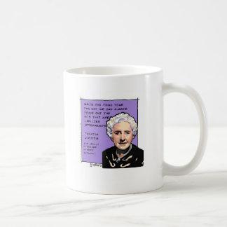 Agatha Christie says write it your own way Coffee Mug