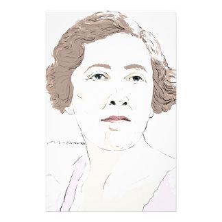 Agatha Christie Stationery Paper