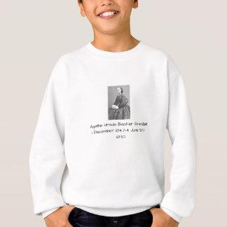 Agathe Ursula Backer Grondahl, 1870 Sweatshirt