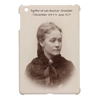 Agathe Ursula Backer Grondahl iPad Mini Case