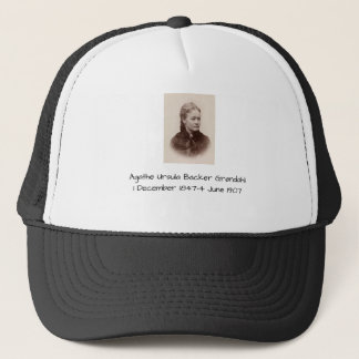 Agathe Ursula Backer Grondahl Trucker Hat