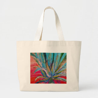 agave77 large tote bag
