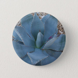 Agave 2 Inch Round Button