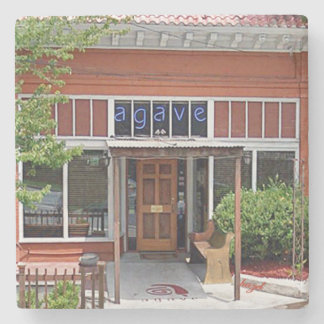 Agave, Cabbagetown, Atlanta Marble Stone Coaster