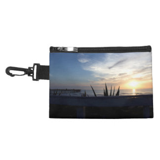 Agave Cactus Ocean Sunrise Accessory Bag