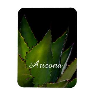 Agave glow Arizona Magnet