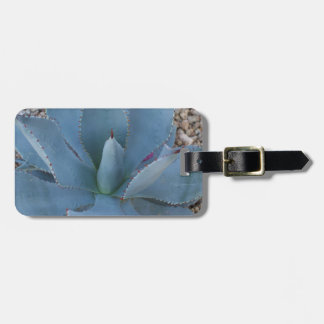 Agave Luggage Tag