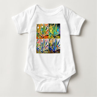 agaves baby bodysuit