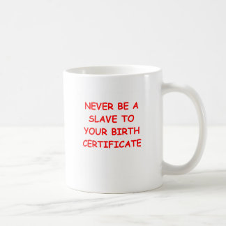 age coffee mug