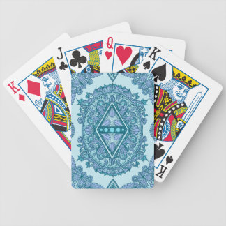 Age of awakening, bohemian, newage bicycle playing cards