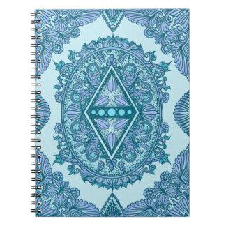 Age of awakening, bohemian, newage notebook