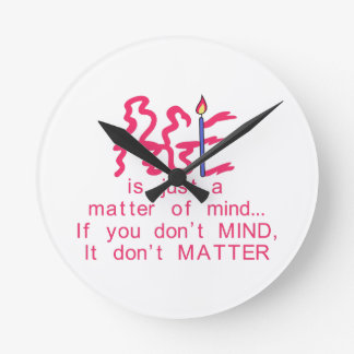 AGE phrase Clocks