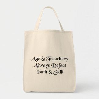 Age & Treachery Bag