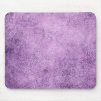 Aged and Worn Purple Vintage Texture Mouse Pads