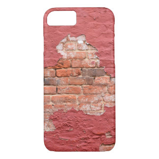 Aged Brick Wall. iPhone 7 Case