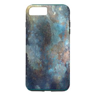 Aged Copper Patina iPhone 7 Plus case