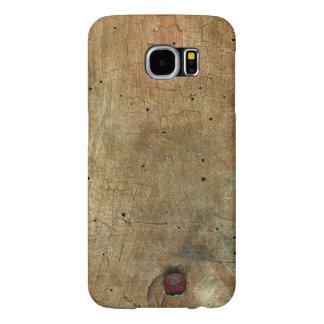 Aged Hardwood Samsung Galaxy S6 Cases