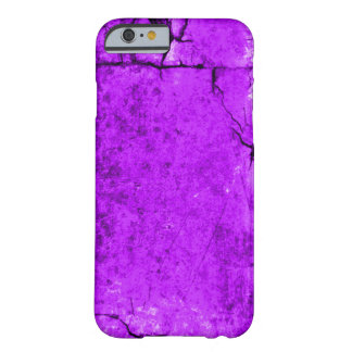Aged Purple Faerie Parchment Texture Barely There iPhone 6 Case