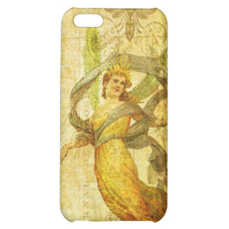 Aged Rose of Faery Cover For iPhone 5C