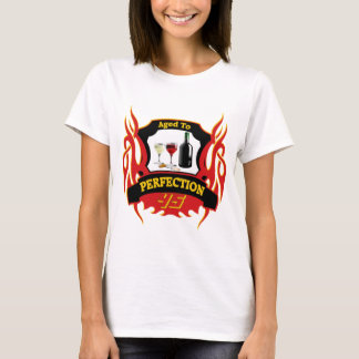 Aged To Perfection 45th Birthday Gifts T-Shirt