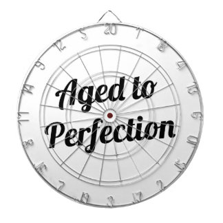 Aged to Perfection Dartboard