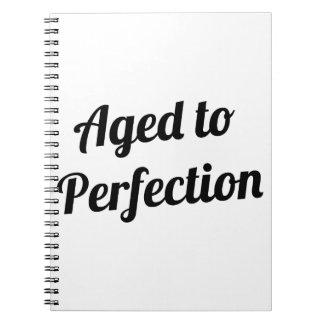 Aged to Perfection Notebooks