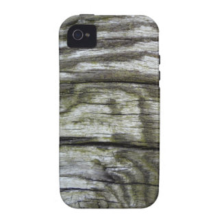 Aged Wood Detail Vibe iPhone 4 Cover