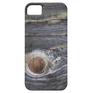 Aged Wood iPhone 5 Case