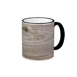 Aged Wood Mug