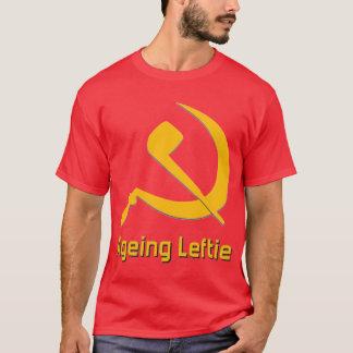 Ageing leftie T-Shirt