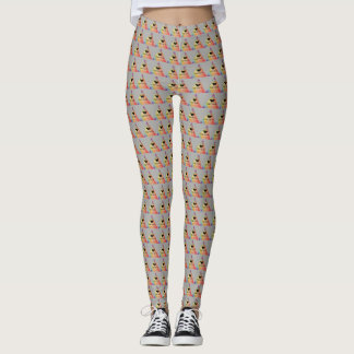 Agenda 21 leggings